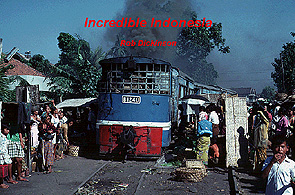 The front cover of Incredible Indonesia
