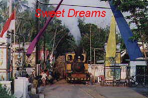 The front cover of Sweet Dreams